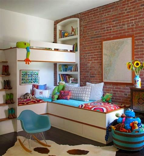 12 Space saving furniture ideas for small kids room