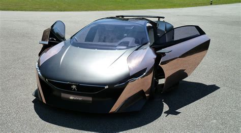 peugeot concept cars peugeot onyx concept bound for goodwood taking passengers