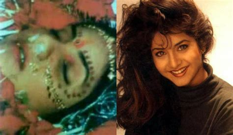 actress divya bharti life story indian celebrities who died a mysterious death
