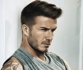 2015 boys popular hair cuts trendy male celebrity hairstyles 2015 david beckham