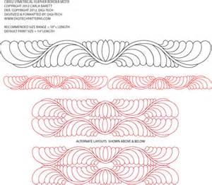 additional quilting designs carla barrett