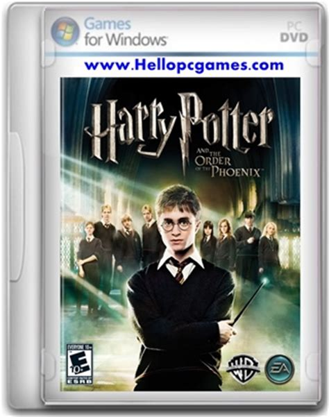 Harry Potter And The Order Of The Pc harry potter and the order of the free