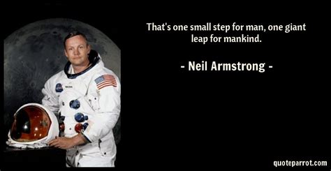 neil armstrong biography quotes that s one small step for man one giant leap for manki