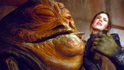 Jabba The Hutte by Wars Guillermo Toro Had Talks With Lucasfilm