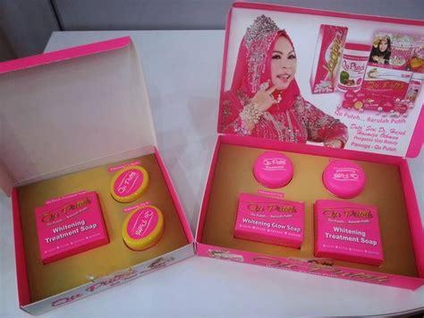 Set Makeup Qu Puteh qu puteh kosmetik qu puteh supra stokis agen pengedar borong dan pembekal semenanjung