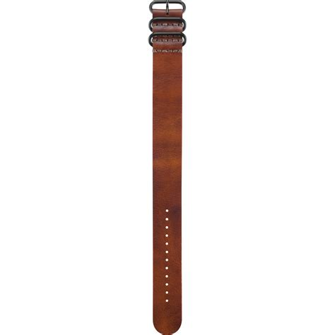 leather straps garmin leather for fenix 3 and tactix bravo 010 12168 21