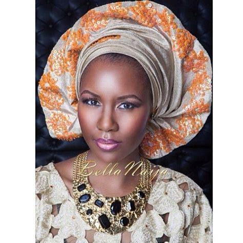 bella niger hair photo via bella naija hair styles head wraps pinterest