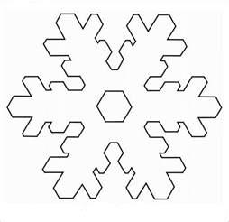 Snowflake Template Martha Stewart by Snowflake Template 7 Free Pdf