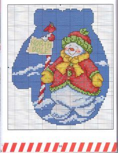 Mitten 2in1 plastic canvas plastic canvas patterns and canvas