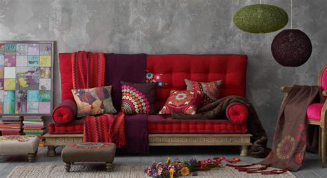 Fabrics And Home Interiors 40 Fall Winter Trends From Maison Du Monde