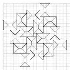 heart pattern on graph paper celtic graph paper heart by tattoofuzzy on deviantart