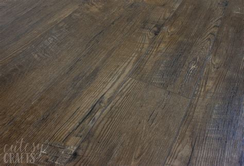 waterproof vinyl plank flooring review