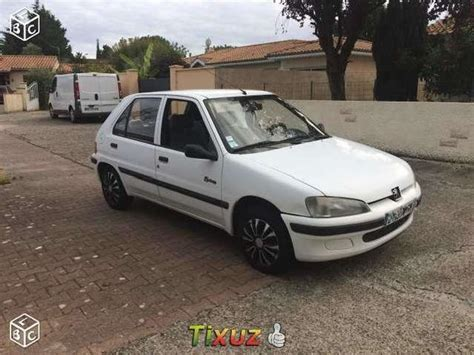Voiture 5 Portes by Peugeot 106 Blanche 5 Portes Mitula Voiture