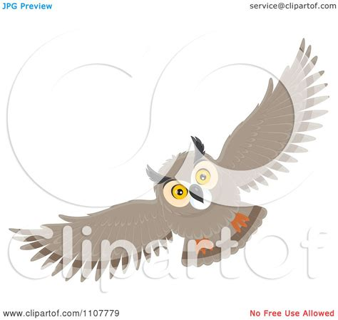 flying owl clipart 301 moved permanently