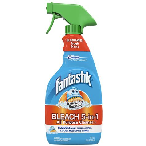 Cleaning 5 In 1 magic 28 oz shower glass and mirror trigger cleaner 3073