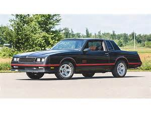 1987 chevrolet monte carlo ss for sale on classiccars
