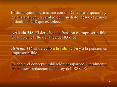 habra cambios en la ley del issste del decimo transitorio en 2016 an 225 lisis de la ley del issste que abroga a la de 1983