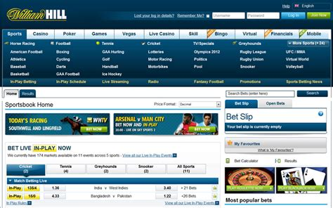hill sports william hill sportsbook best bookmakers 2015
