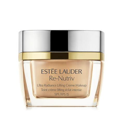 Make Up Ultima Ii estee lauder re nutriv ultra radiance lifting creme makeup