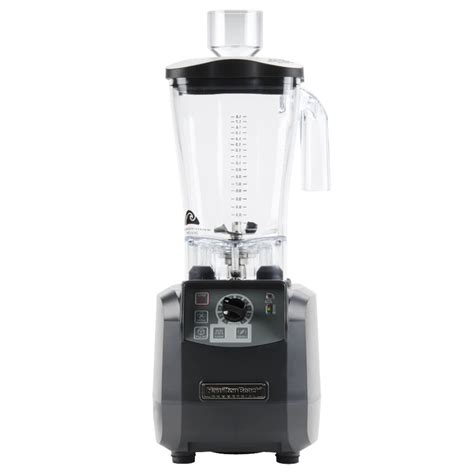 Blender International hamilton hbf600 ce tournant 3 hp 64 oz high