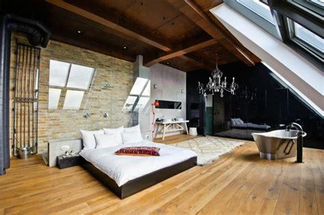 schlafzimmer mit loft loft m 246 bel und einrichtung eine immer mehr an kraft