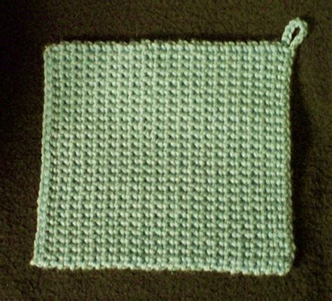 knit potholder pattern knitted pattern potholder 1000 free patterns