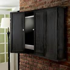 Flat Screen Tv Cabinets With Doors Wall Mount How To Build A Wall Hung Tv Cabinet This House