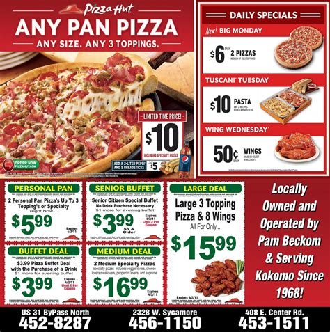 pizza hut new year promotion printable coupons pizza hut coupons
