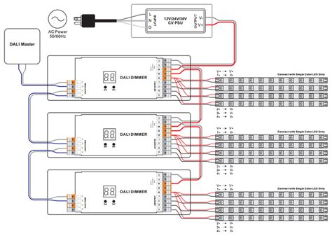 wiring diagram for dali dimming 31 wiring diagram images