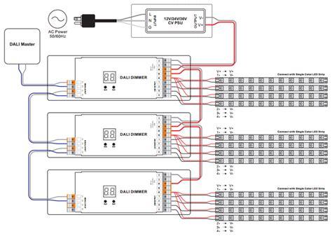 wiring diagram for dali dimming 31 wiring diagram images