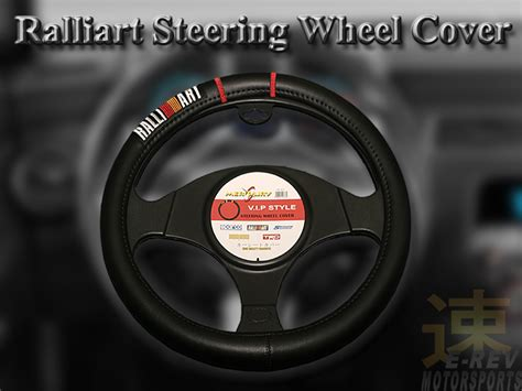 Steering Wheel Cover Singapore Ralliart Steering Wheel Cover For Sale Mcf Marketplace