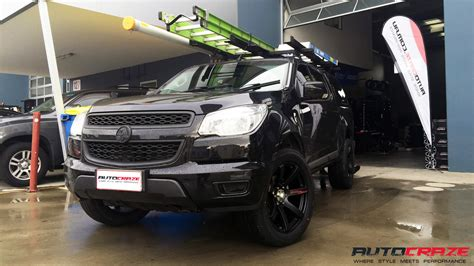 holden wheels holden colorado wheels and tyres packages autocraze
