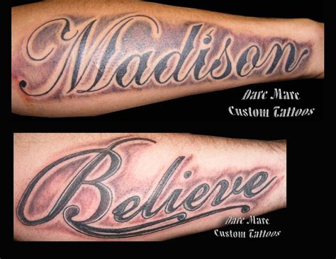 tattoo lettering on forearm forearm name tattoos tattoo collections
