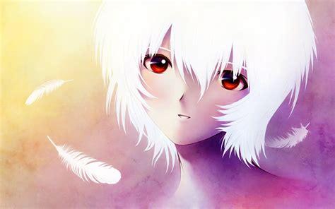 Anime Girl White Hair Wallpaper | anime girl white hair wallpapers new hd wallpapers