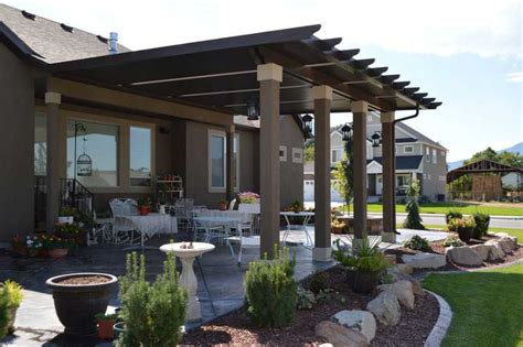 patio covers designs ideas and what you need to