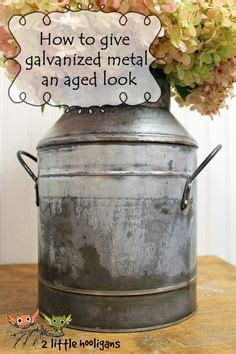 How To Make Paper Look With Vinegar - how to rust metal easy process uses vinegar salt and