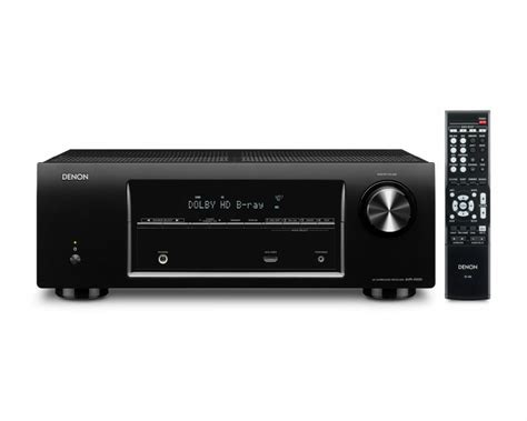 Home Theater Denon denon avrx500 5 1 channel home theatre receiver home cinema at vision hifi