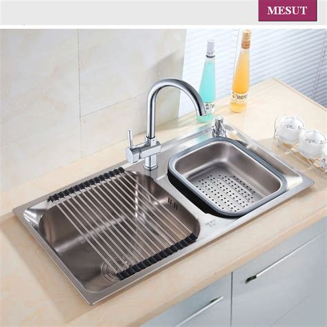 double sink kitchen popular double sink size buy cheap double sink size lots