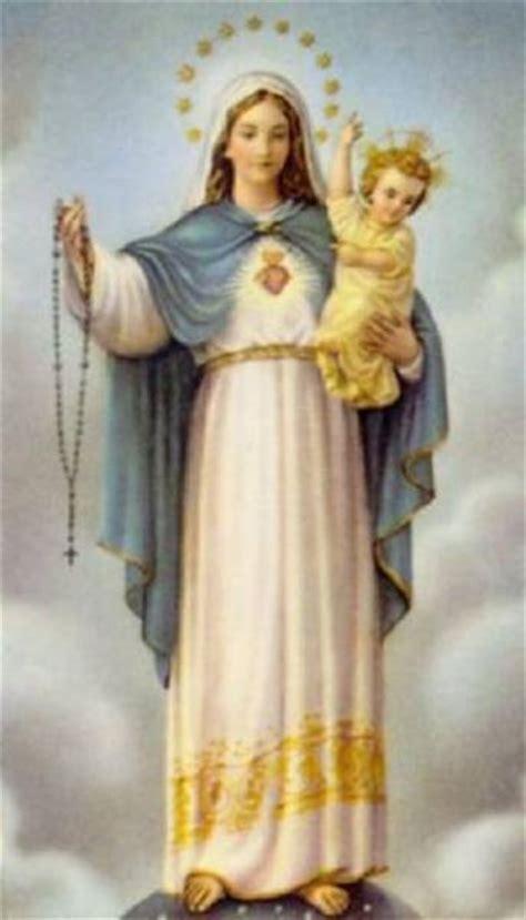 imagenes virgen maria santisima letania a la santisima virgen maria