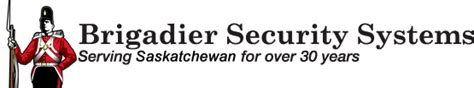 leading electronic security company brigadier security
