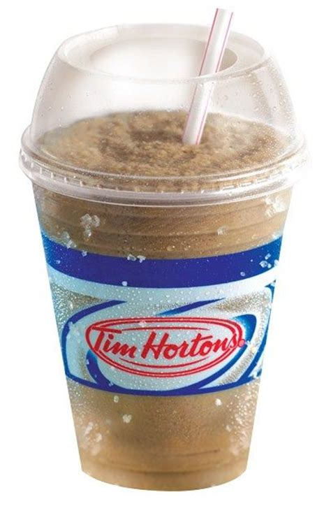 Tim Hortons Iced Cap! Chocolate milk, Nescafe's Ice Java