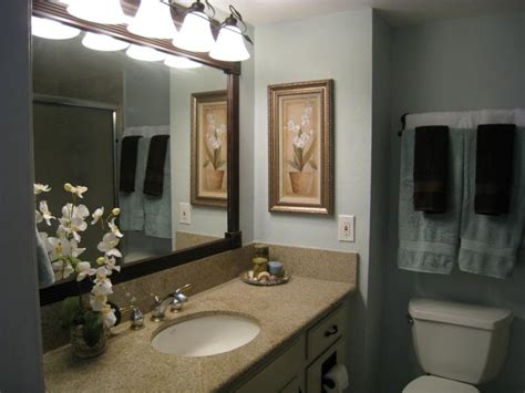 easy bathroom updates by interior redesign staging