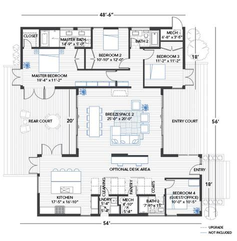 glidehouse floor plans blu homes breezehouse floorplan 4 bedroom like this
