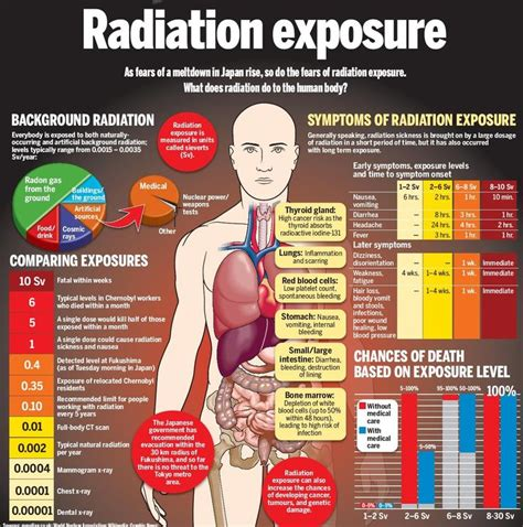 How To Detox From Nuclear Radiation by 25 Best Ideas About Radiation Exposure On
