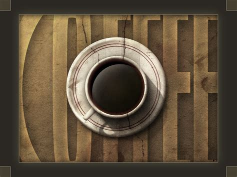 Image Of Cup Black Coffee HD Desktop Wallpaper, Instagram photo, Background Image   AmazingPict.com