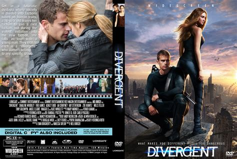dvd slipcover divergent dvd cover 2014 r0 custom art