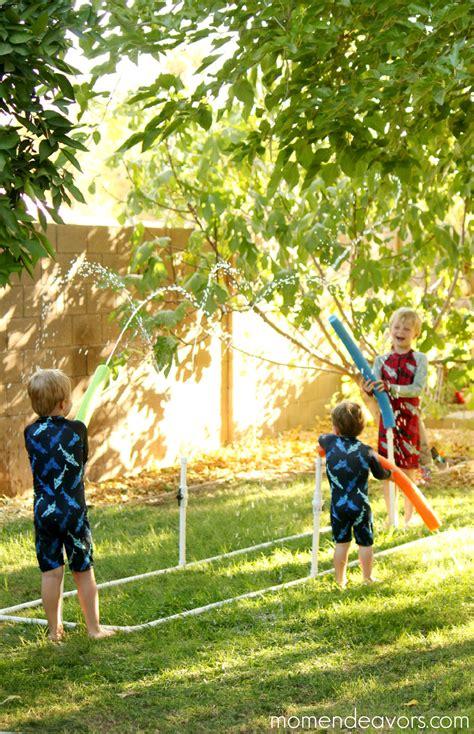 backyard sprinkler diy water blasters kiddie sprinkler