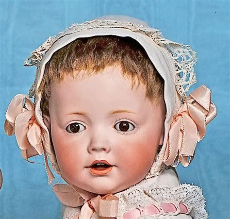 bisque doll wigs 53 best antique dolls kestner images on