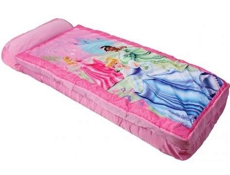 princess sleeping bag with pillow disney princess ez bed airbed sleeping bag only 18