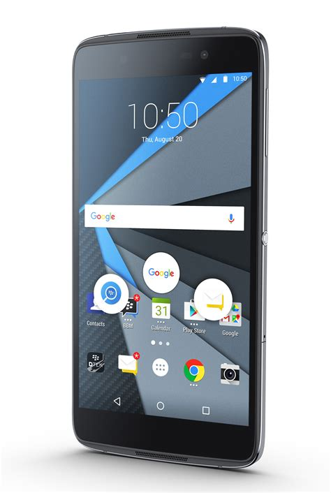 smartphone 13mp blackberry dtek50 unlocked gsm lte android 13mp